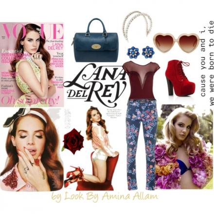 Le style de Lana Del Rey