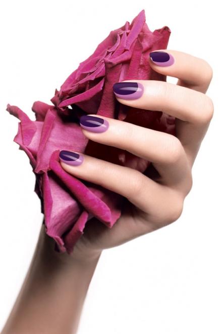 Love rose manucure de Lancôme