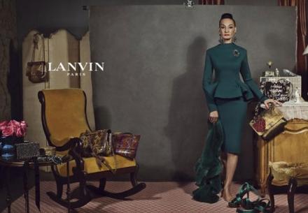 La mode n'a pas d'âge chez Lanvin