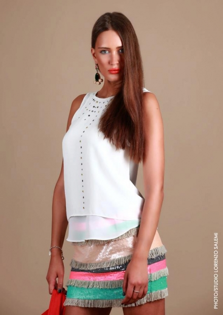 My beauty interview with Middle East Fashion