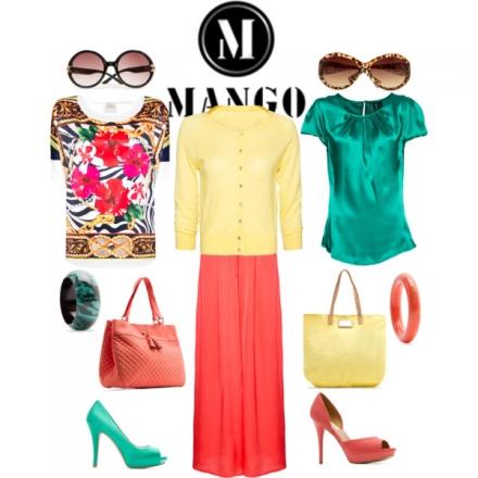 Un, deux, trois –  par Mango