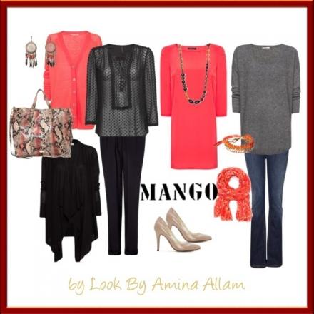 Mango pour la femme ronde
