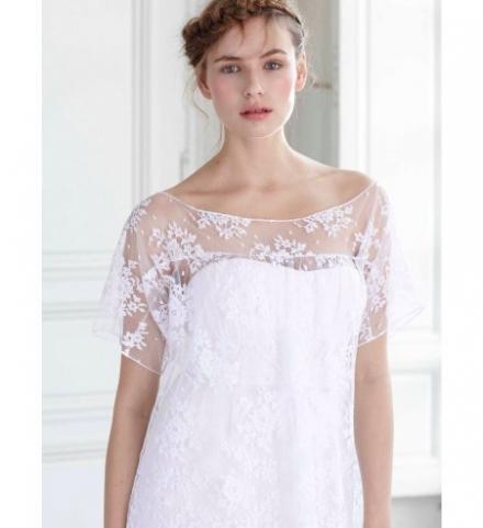 Coiffures et tenues de mariée