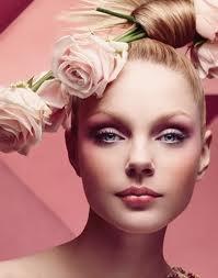 Maquillage sublime pour la mariée