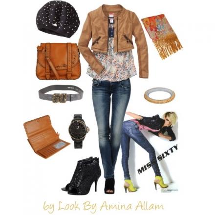 Miss Sixty pour un look fashion