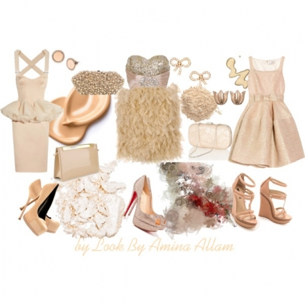 En mode nude