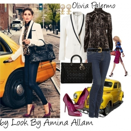 On copie Olivia Palermo