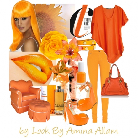 L'été 2012 en orange