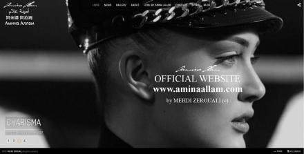 Lancement de www.aminaallam.com