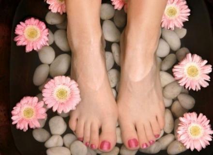 Souffrez-vous des pieds secs?