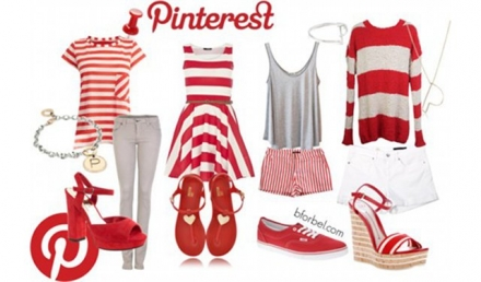 Quel style: Pinterest, Twitter, Facebook ou YouTube?