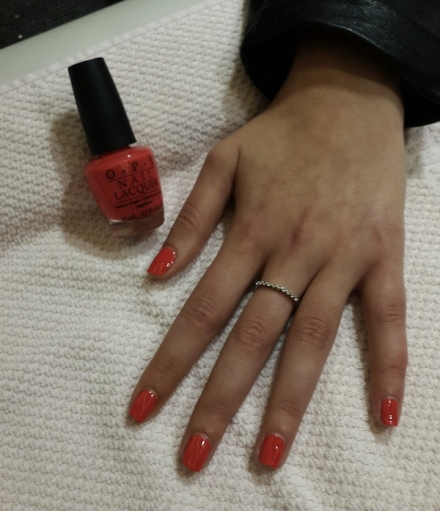 Cajun Shrimp by OPI