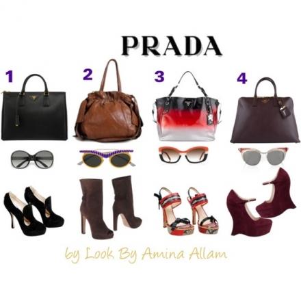 Le rêve par Prada
