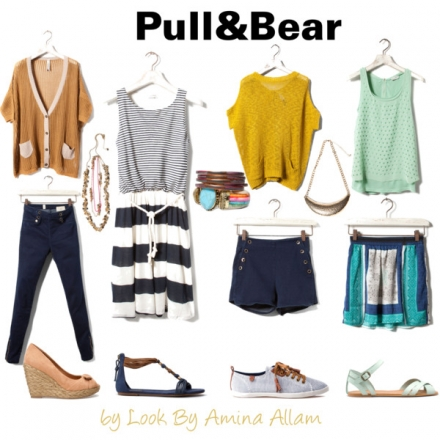 L'été par Pull&Bear