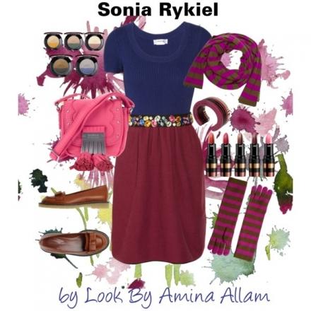 Sonia Rykiel aux Galeries Lafayette