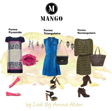Forme pyramide, triangulaire, rectangulaire – quelle robe choisir?