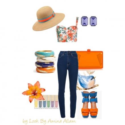 Des couleurs pour une journée d'été
