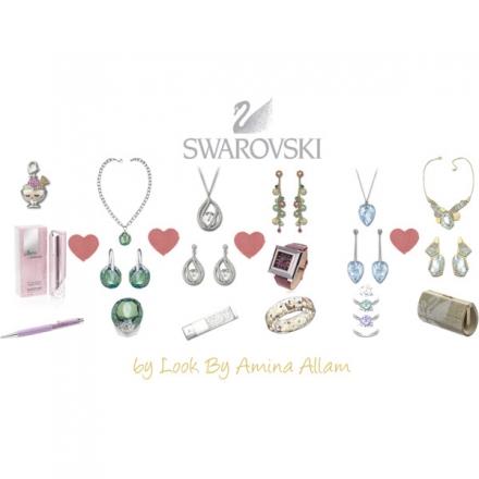 Les cristaux de Swarovski