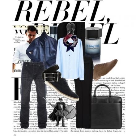 Pour l'homme rebelle