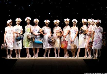 Louis Vuitton et Marc Jacobs aux Arts Décoratifs
