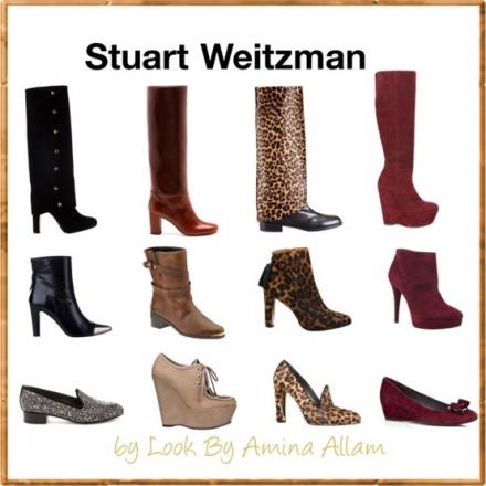 Les chaussures de Stuart Weitzman