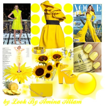 Yellow Monday