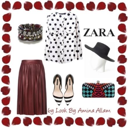 Le printemps chez Zara