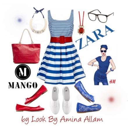 Les rayures de Zara
