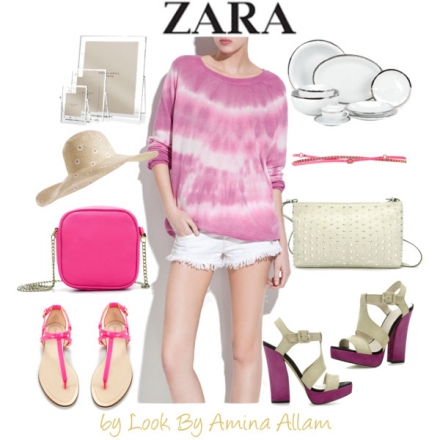 Zara pour le weekend