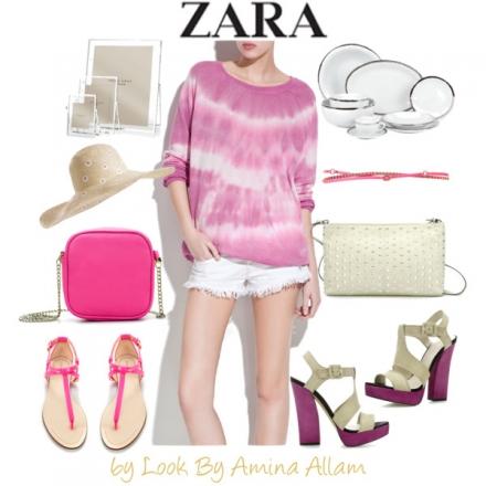 Zara pour le weekend